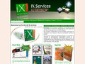 IX Services - Conception Site Web, CD-Rom et Logic